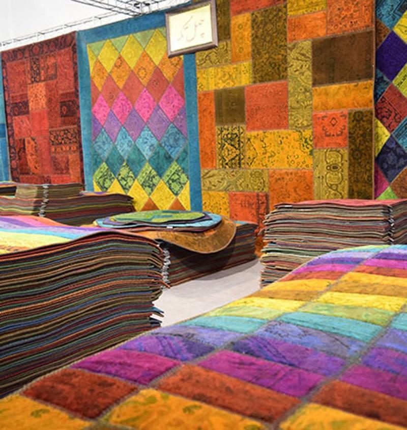 نمایشگاه فرش زنجان 96