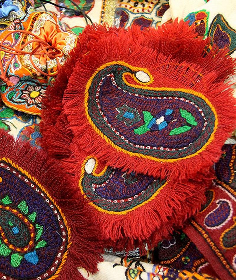 نمایشگاه فرهنگ اقوام گرگان 96