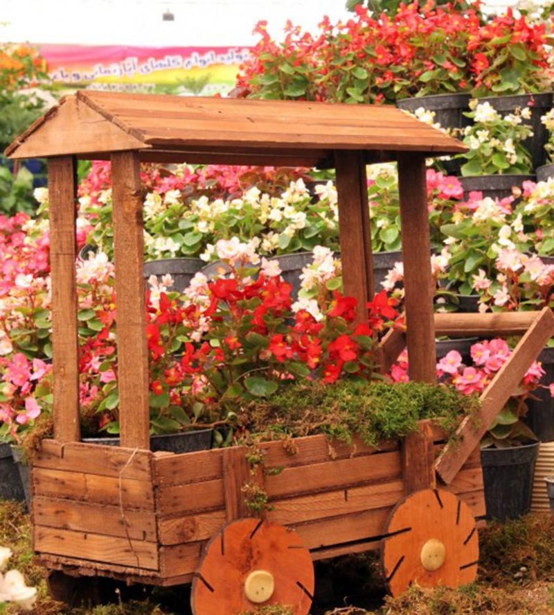 نمایشگاه گل و گیاه و ادوات باغبانی بیرجند 96