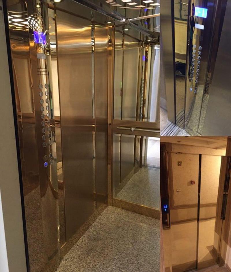 نمایشگاه تکنولوژی آسانسور آگسبورگ آلمان 2017