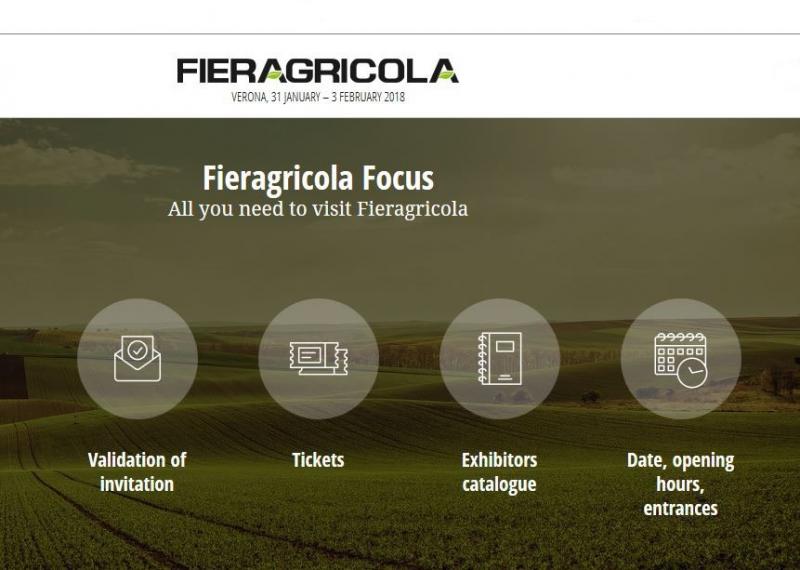 نمایشگاه کشاورزی ورونا ایتالیا 2018