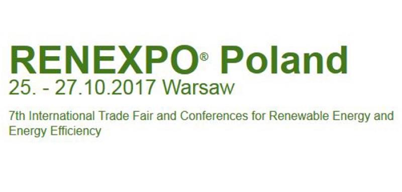 نمایشگاه انرژی های تجدیدپذیر ورشو لهستان 2017