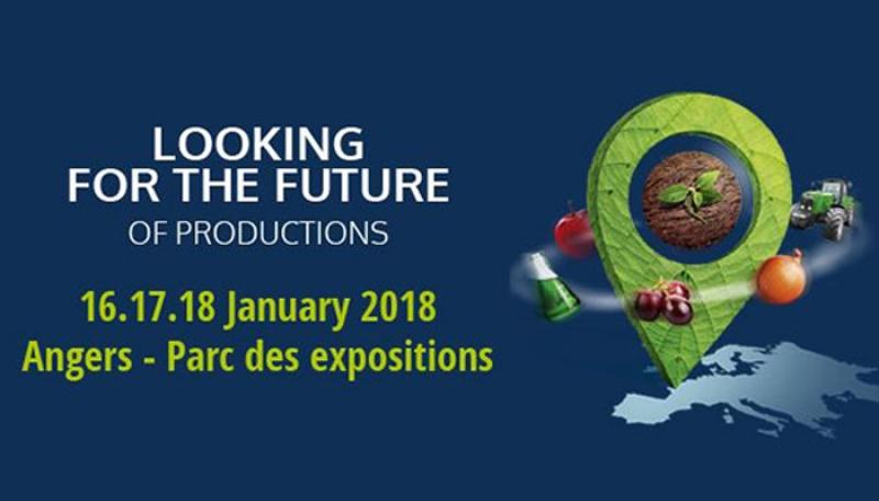 نمایشگاه باغبانی و گل و گیاه آنژه فرانسه 2018