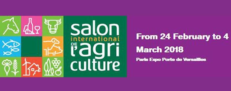 نمایشگاه کشاورزی پاریس فرانسه 2018