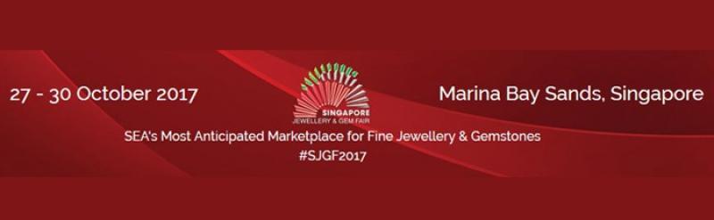 نمایشگاه طلا و جواهر سنگاپور 2017