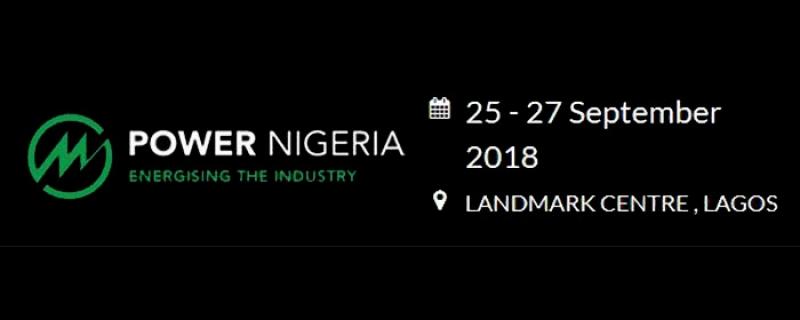 نمایشگاه انرژی لاگوس نیجریه 2018