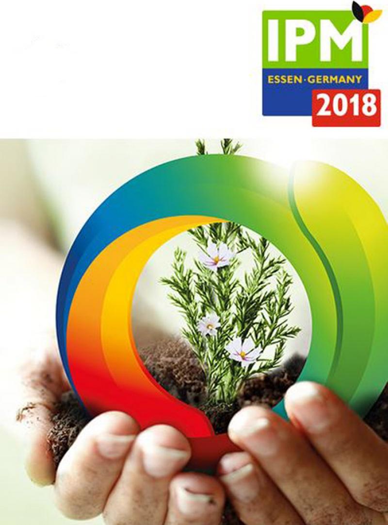 نمایشگاه گل و گیاه اسن آلمان 2018