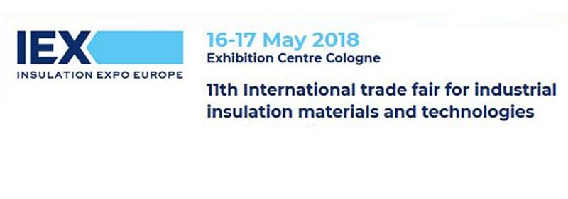 نمایشگاه مواد و تجهیزات عایق بندی کلن آلمان 2018
