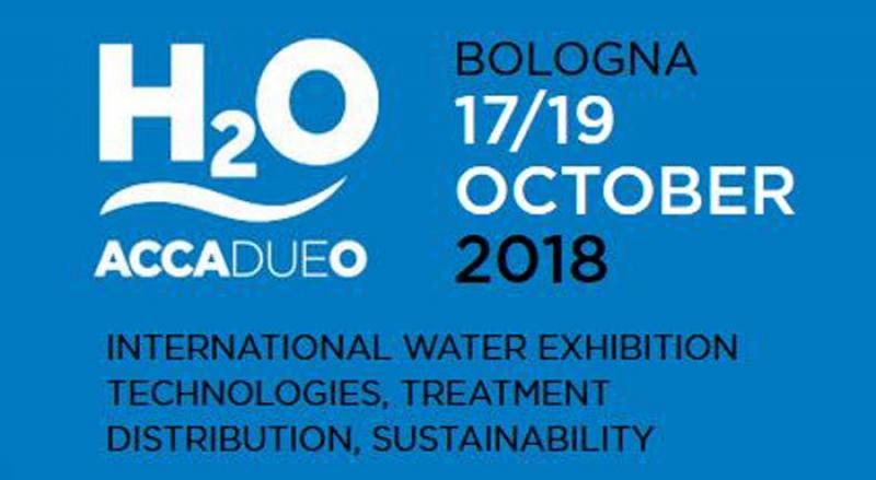 نمایشگاه آب بولونیا ایتالیا 2018