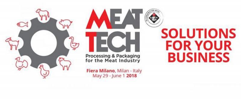 نمایشگاه گوشت میلان ایتالیا 2018