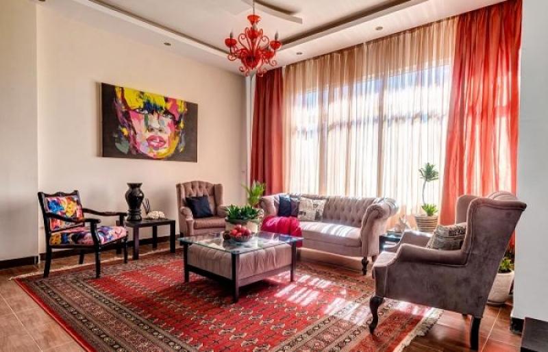 نمایشگاه کالای ایرانی و خانه ایرانی خرم آباد 96