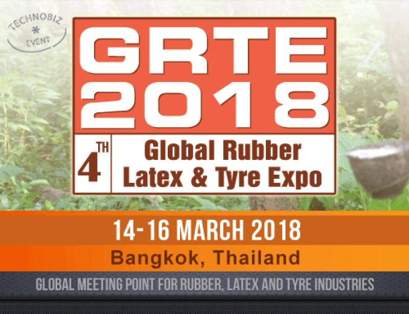 نمایشگاه لاستیک و تایر بانکوک تایلند 2018