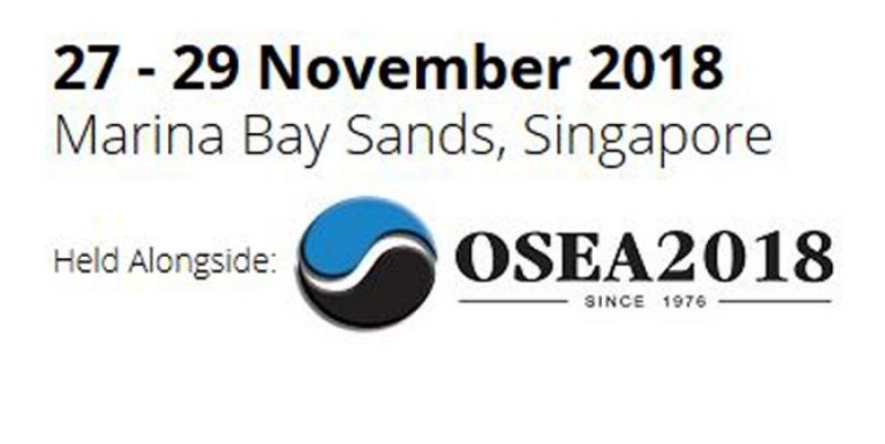 نمایشگاه فناوری نفت و گاز سنگاپور 2018
