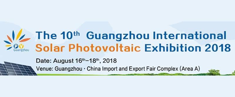 نمایشگاه فتوولتاییک PV گوانگجو چین 2018