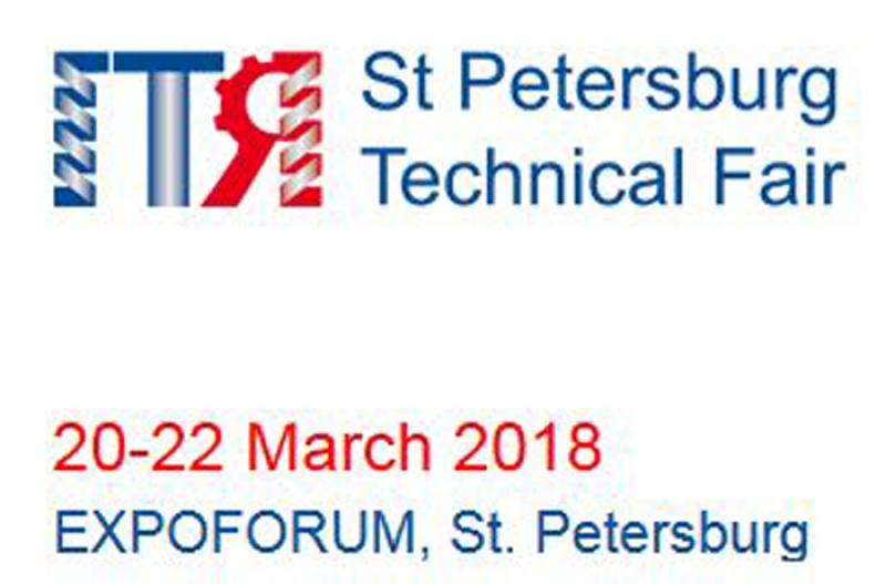 نمایشگاه تجهیزات صنعتی سنت پترزبورگ روسیه 2018