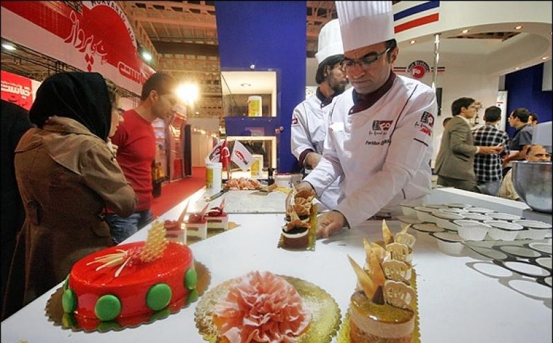 نمایشگاه شیرینی، شکلات و مواد غذایی سنندج 97