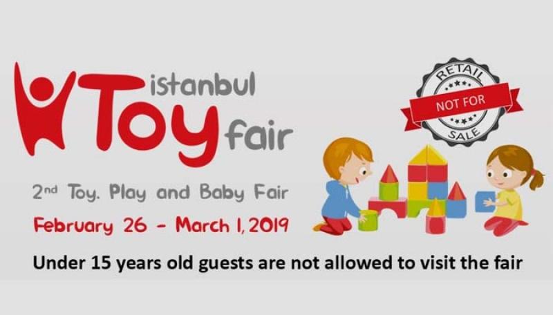 نمایشگاه اسباب بازی استانبول ترکیه 2019