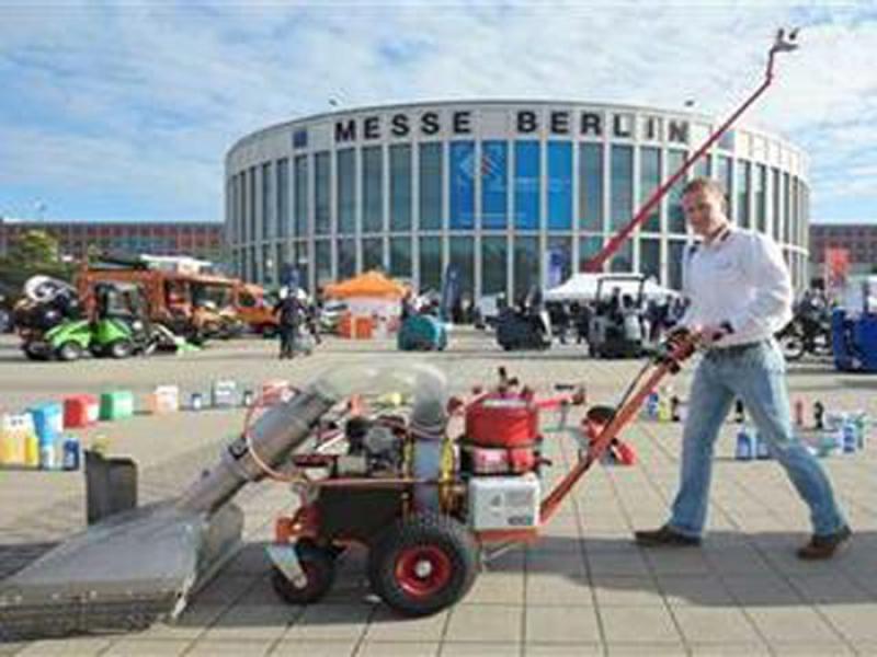 نمایشگاه نظافت CMS برلین آلمان 2019