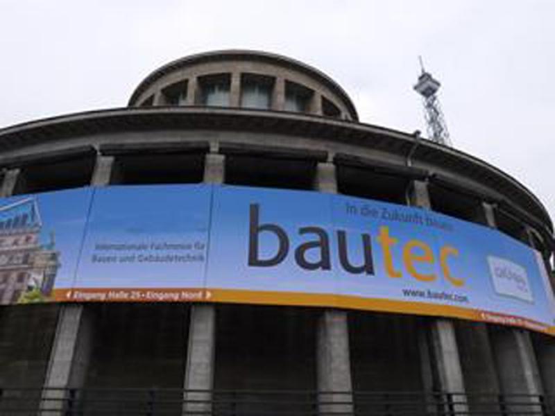 نمایشگاه ساختمان Bautec برلین آلمان 2019