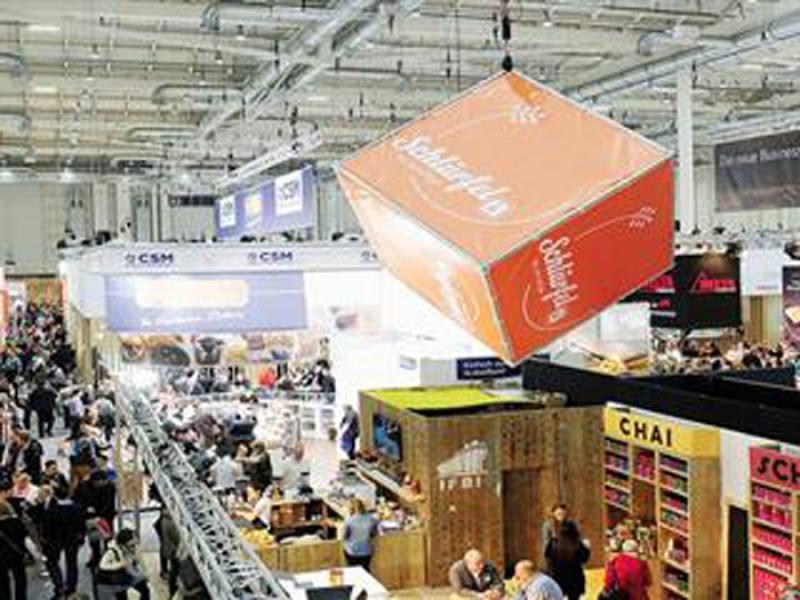نمایشگاه خدمات غذایی و مهمانداری INTERNORGA هامبورگ آلمان 2019