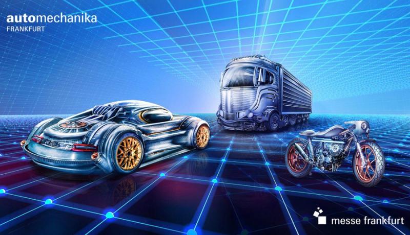 نمایشگاه اتومکانیکا Auto mechanika فرانکفورت آلمان 2020