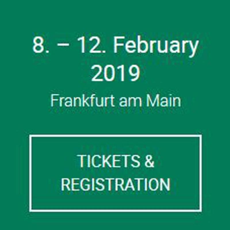 نمایشگاه لوازم خانگی Ambiente فرانکفورت آلمان 2019