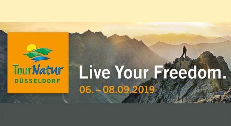 نمایشگاه گردشگری TourNatur دوسلدورف آلمان 2019