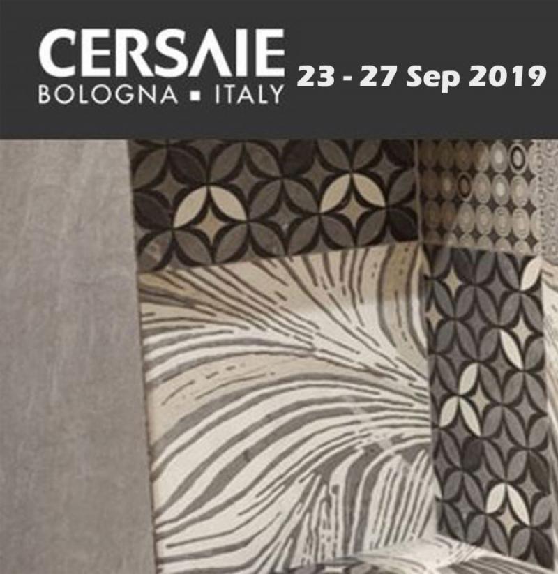 نمایشگاه کاشی و سرامیک Cersaie بولونیا ایتالیا 2019