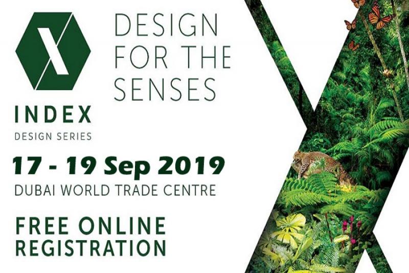 نمایشگاه طراحی داخلی INDEX امارات دبی 2019