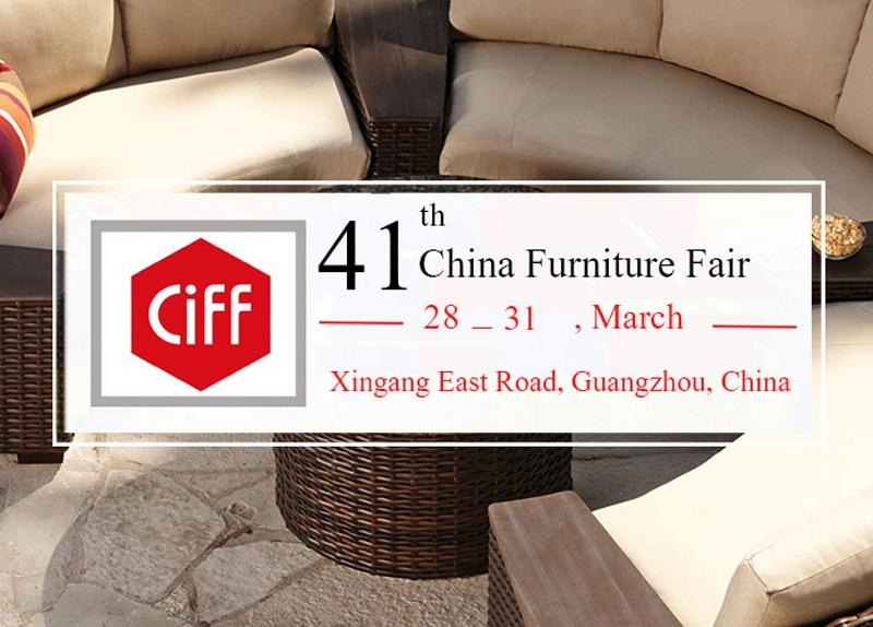 نمایشگاه مبلمان اداری CIFF گوانگجو چین 2019