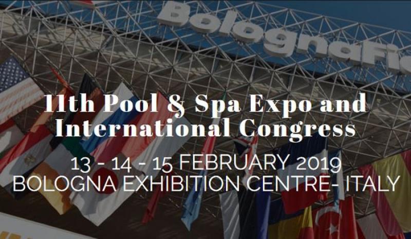 نمایشگاه تجهیزات استخر و سونا Sauna spa pool expo گوانگجو چین 2019