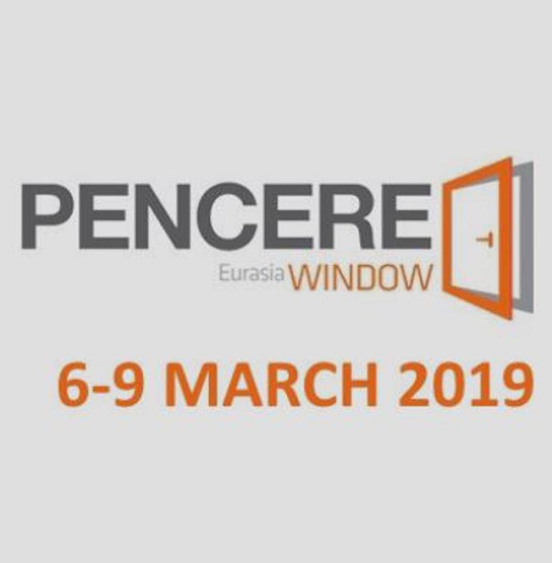 نمایشگاه صنعت پنجره Pencere استانبول ترکیه 2019