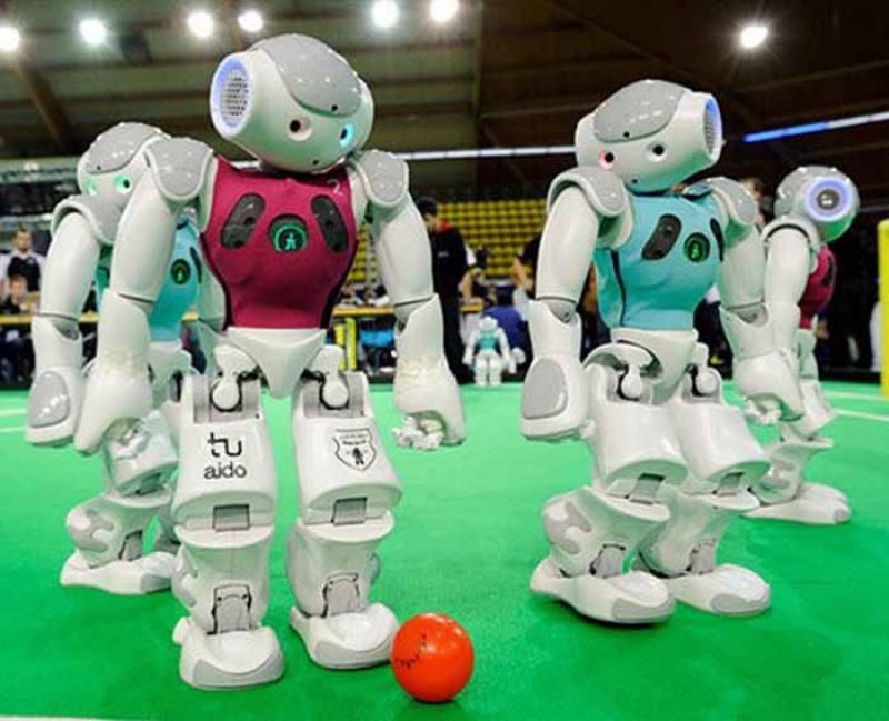 جشنواره رباتیک و هوش مصنوعی تهران 97