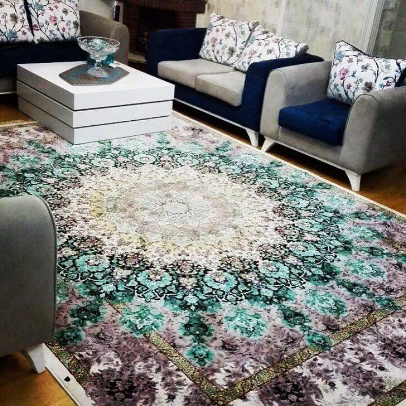 نمایشگاه موکت، فرش، کفپوش و چراغ های تزیینی بوشهر 98
