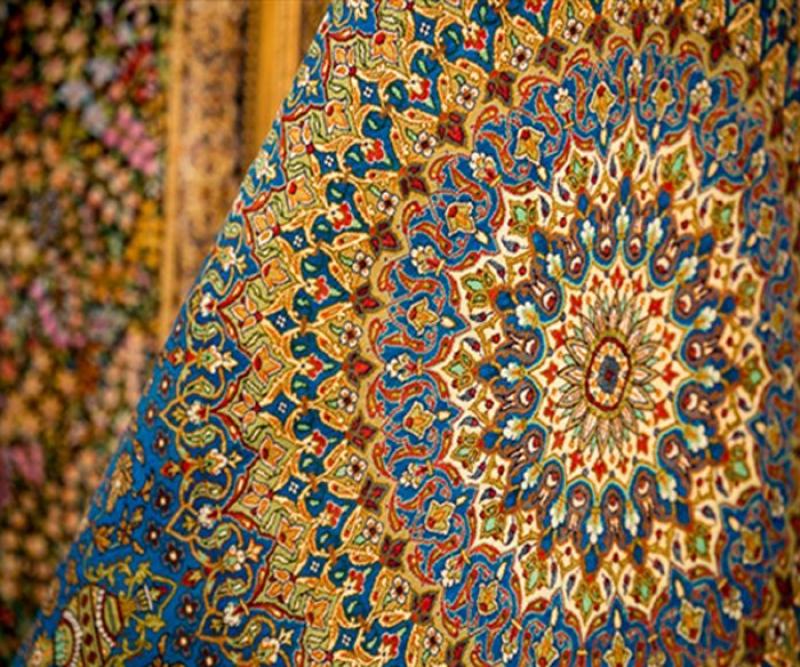 نمایشگاه فرش بوشهر 98