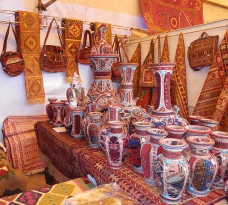 نمایشگاه میراث فرهنگی بیرجند 98