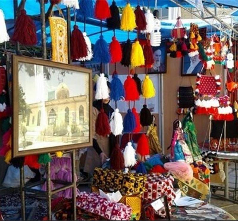 جشنواره اقوام ایرانی، سوغات و هدایا خرم آباد 98