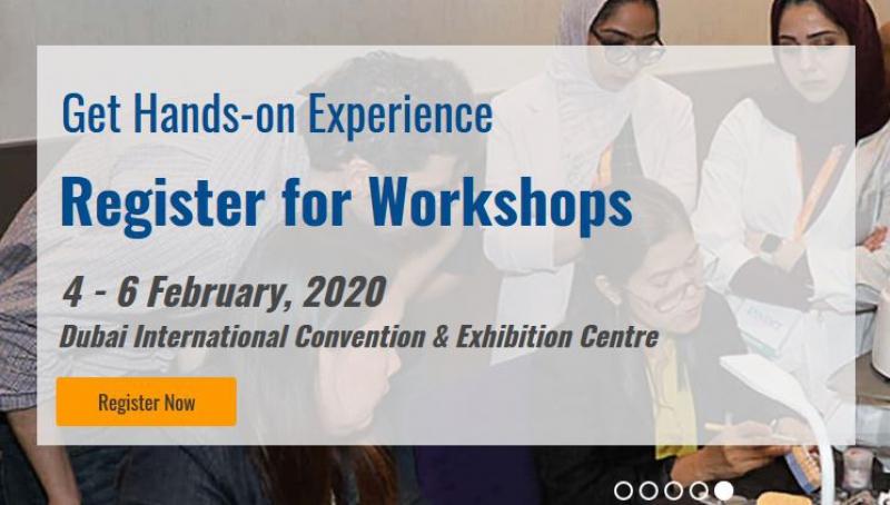 نمایشگاه تجهیزات آزمایشگاهی AEEDC امارات دبی 2020