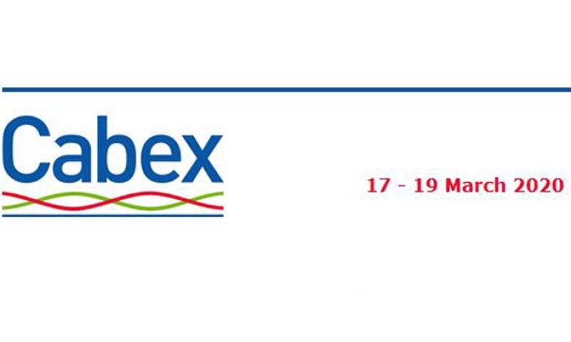 نمایشگاه سیم و کابل Cabex مسکو روسیه 2020