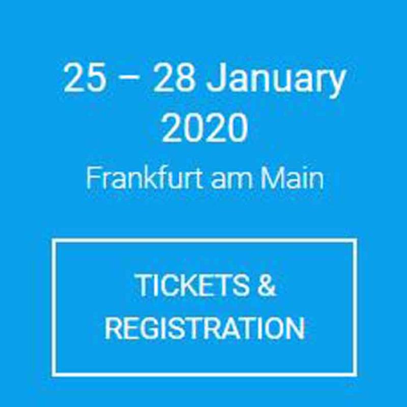 نمایشگاه لوازم التحریر و نوشت افزار paperworld فرانکفورت آلمان 2020