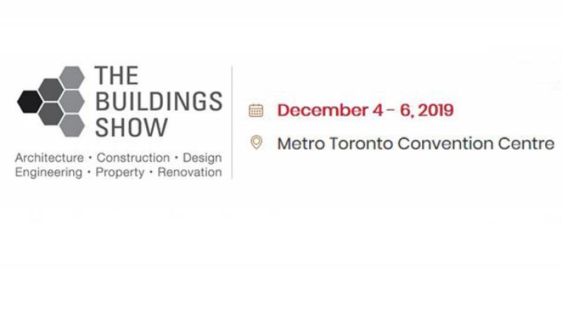 نمایشگاه ساختمان تورنتو کانادا 2019