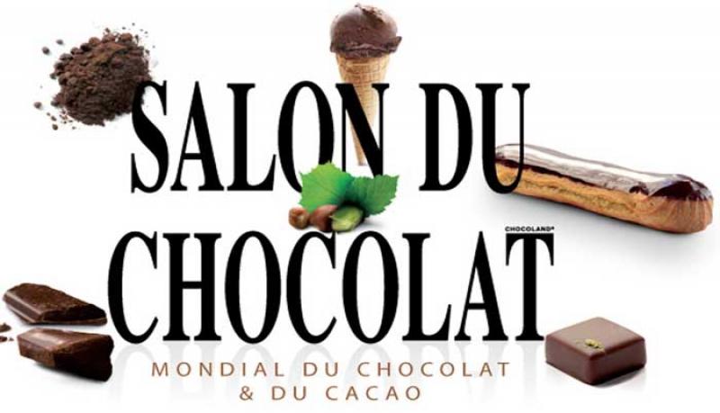 نمایشگاه شکلات SALON DU CHOCOLAT پاریس فرانسه 2019